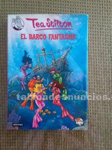 Tea stilton el barco fantasma
