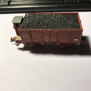 Vagon de carbon