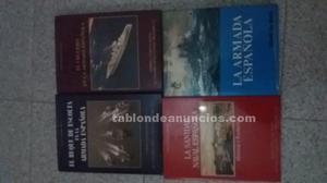 Vendo coleccion de libros antiguos