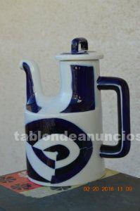 Vendo juego de café, 12 s., forma p de sargadelos