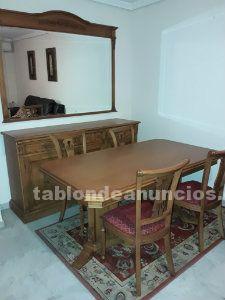 Vendo muebles de madera maciza sin estrenar