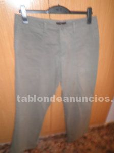 Pantalones de vestir de caballero (2) por 6 euros