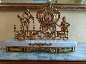 Reloj en bronce