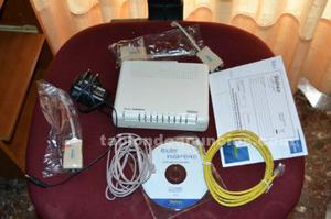 Router de telefónica con todos los complementos por 5 euros