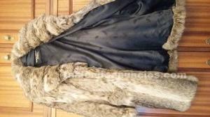 Se vende abrigo de piel de lince