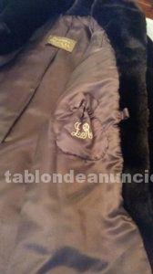 Se vende abrigo de piel de mutón