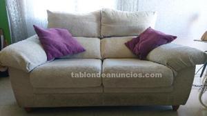 Sofá 2 plazas chaise long