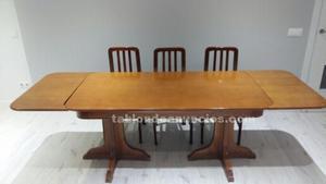 Venta de mesa maciza
