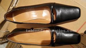 Zapatos de señora talla 36 color negro