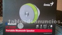Mini parlante altavoz genius bluetooth