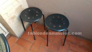 Conjunto de muebles para jardin o terraza
