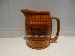Jarra de whisky hankey bannister
