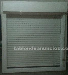 Se vende ventanas 2 con persiana y una sin persiana