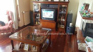 Set de mueble de tv y mesa de centro