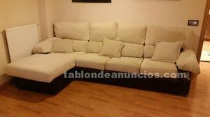 Sofá de 3 plazas con cheslong