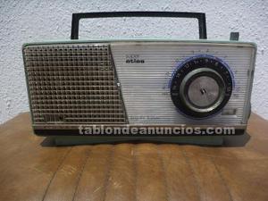Vendo antigua radio super atlas vanguard