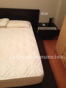 Vendo dormitorio cama tatami de matrimonio
