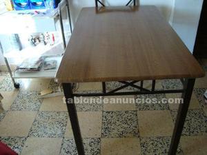 Vendo mesa rectangular para salón o cuarto de estar