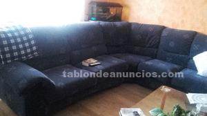 Vendo sofa y complementos