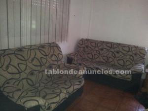 Conjunto sofás de 3+2 plazas