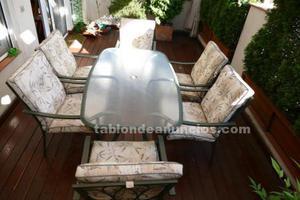 Muebles de terraza o jardin