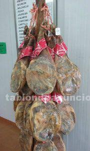 Oferta de paleta reserva bodega de cerdo por solo 35€ la