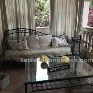 Se vende muebles terraza