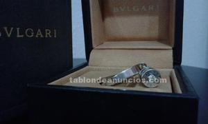 Vendo anillo bvlgari oro blanco 18k