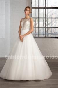 Vendo vestido de novia cosmobella  sin estrenar