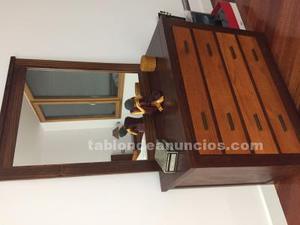 Vendo/cambio conjunto muebles habitación