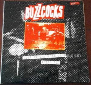 Disco vinilo buzzcocks live at the roxy' 77