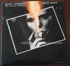 "Disco vinilo david bowie ""ziggy stardust motion picture"""