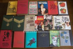 Lote de 400 libros (a 0,90€ c/u)