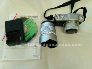 Panasonic lumix gf7w micro 4/3