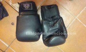 Se vende saco, guantes de boxeo y anclaje