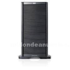 Hp proliant ml370 g5 xeon  dual core 2,66 ghz. 12 gb 3 x