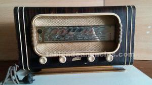 Vendo radio antigua marca lemouzy