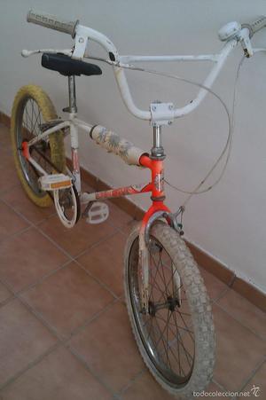 bicicleta BMX completa power