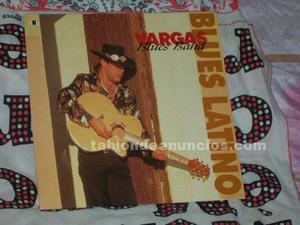 Lp vinilo de la vargas blues band