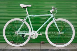 Bicicletas fixie nuevas a estrenar