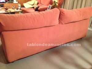 Ganga de cómodo sofá