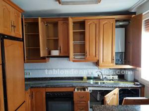 Mobiliario y electrodomesticos cocina
