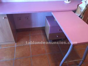 Ocasion.urge venta mobiliario juvenil