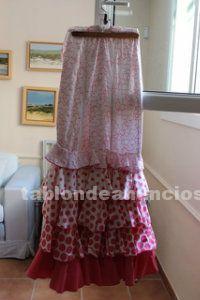 Vendo falda flamenca