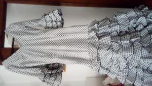 Vendo traje flamenca talla 10