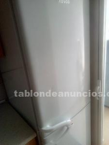 Lavadora y frigorifico combi