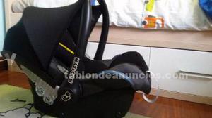 Silla auto maxicosi con adaptador bugaboo
