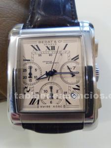 Vendo autentico reloj suizo bedat & cia