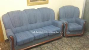 Vendo conjunto sofa