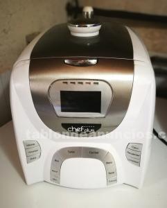 Vendo robot cocina chef plus